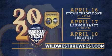 The Wild West Brewfest 2020 tickets