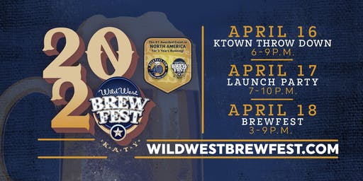 The Wild West Brewfest 2020