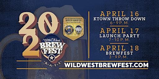The Wild West Brewfest 2020
