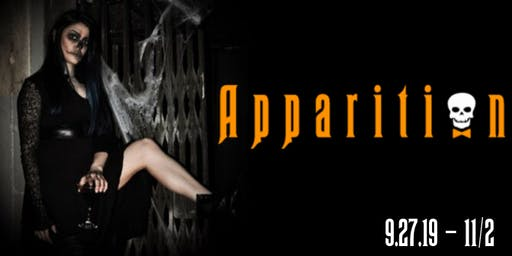 Apparition: The Spook Easy Pop Up Bar!