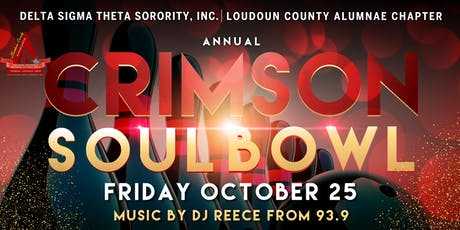 2019 Annual Crimson Soul Bowl Party tickets