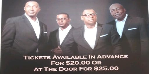 The Legendary Williams Brothers in Concert