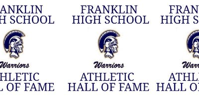 2019 FRANKLIN HS ATHLETIC HALL OF FAME CEREMONY