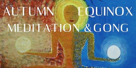 Autumn Equinox Meditation & Sound Healing for BALANCE tickets