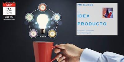De idea a producto