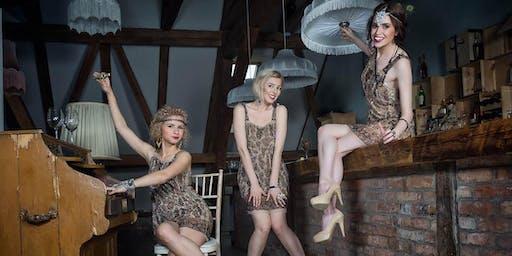 1920s Murder Mystery at the Speakeasy - Halloween Weekend