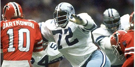 """Drew Pearson Live w/ #72 Ed """"Too Tall Jones"""" Red Carpet Taping Event tickets"""