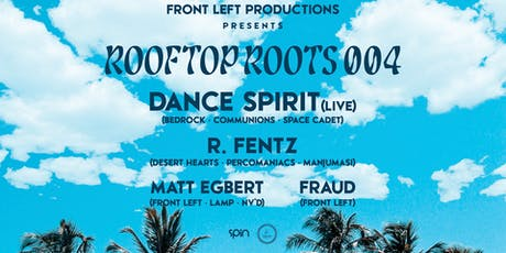 Front Left Presents: Dance Spirit & R. Fentz tickets