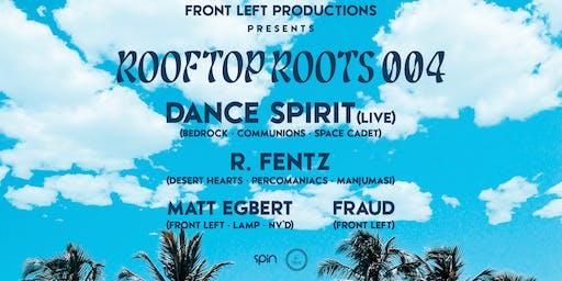 Front Left Presents: Dance Spirit & R. Fentz