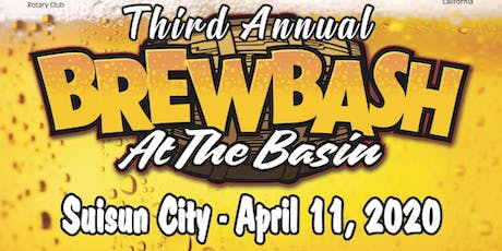 BrewBash at the Basin tickets