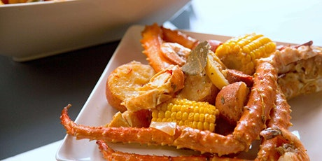 Homemade Cajun Seafood - Team Building by Cozymeal™ tickets