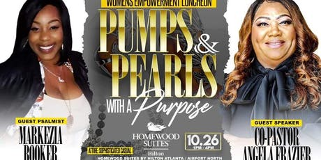 Pumps & Pearls with Purpose  tickets