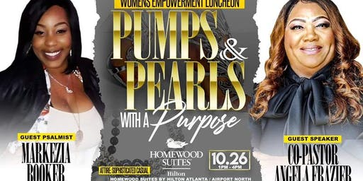 Pumps & Pearls with Purpose
