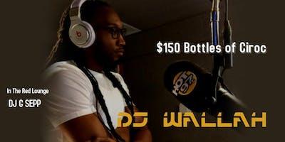 Hot 97's DJ WALLAH