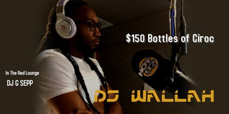 Hot 97's DJ WALLAH tickets
