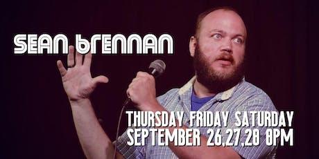 The Hilarious Sean Brennan tickets