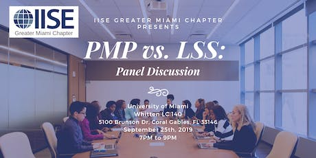Panel Discussion: PMP vs LSS tickets
