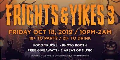 Frights & Yikes 3