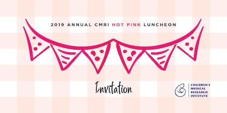 Children's Medical Research Institute (CMRI) 2019 Gala Luncheon tickets