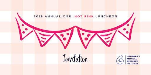 Children's Medical Research Institute (CMRI) 2019 Gala Luncheon
