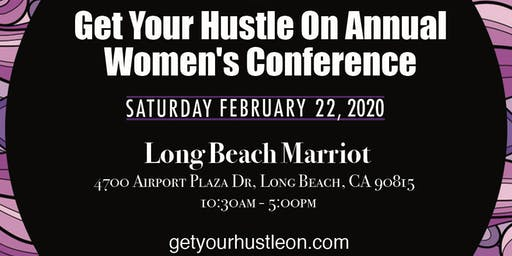 Get Your Hustle On Women's Conference