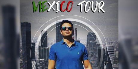 MEXICO TOUR - JUAN FELIPE MEJIA boletos