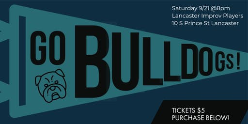 Go Bulldogs! 9/21
