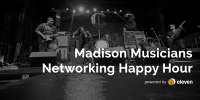 Summer Madison Musicians Networking Happy Hour