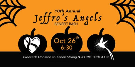 Jeffro's Angels 10th Annual Chicken & Beer Dance tickets