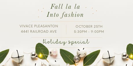 Fall-la-la into Fashion tickets