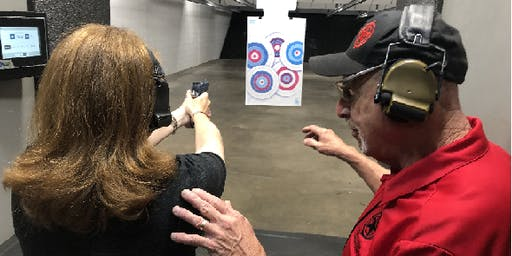 Ladies Introduction to Basic Handgun