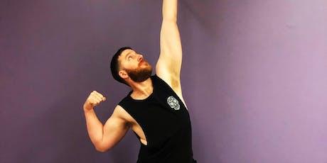 Men's Yoga 6 Week Course tickets