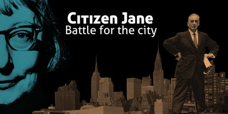 Citizen Jane - Battle for the City - Transition Town Vincent Movie Night tickets