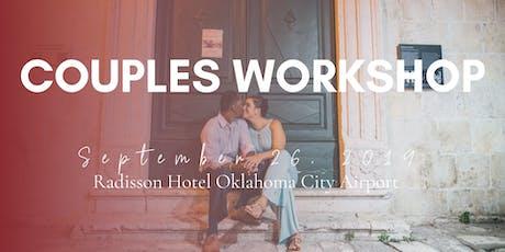 Couples Workshop for Relationship Success (3-Hour Workshop in OKC) tickets