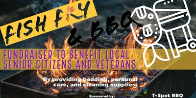 Fish Fry & BBQ to Benefit Local Seniors and Veterans