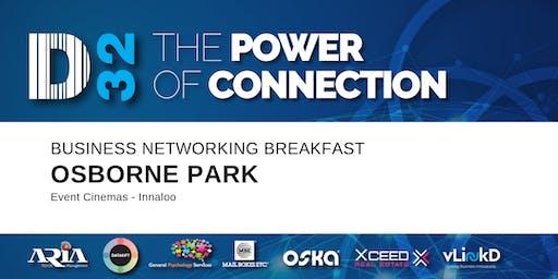 District32 Business Networking Perth– Osborne Park - Mon 21st Oct