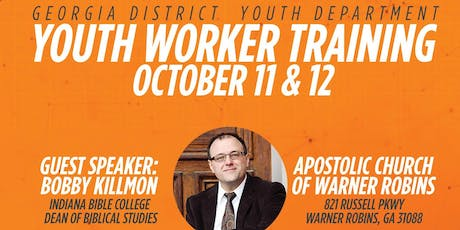 2019 Georgia District Youth Worker Training tickets