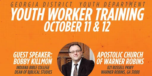 2019 Georgia District Youth Worker Training