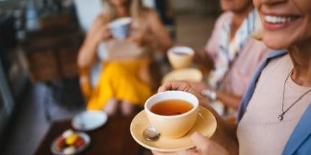 Morning Tea with Julie Ankers