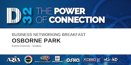 District32 Business Networking Perth– Osborne Park - Mon 18th Nov tickets