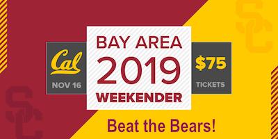 USC V. CAL 2019 Football Tickets
