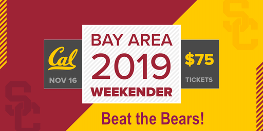 USC V. CAL 2019 Football Tickets