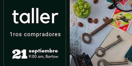 Educación para Primeros Compradores (For Spanish Speakers) tickets