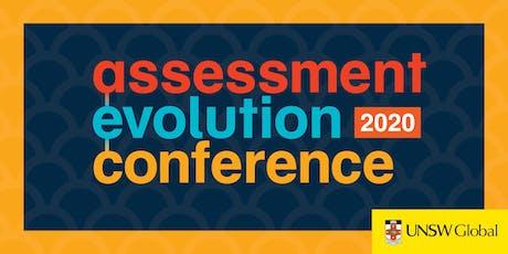 Assessment Evolution Conference - Melbourne tickets