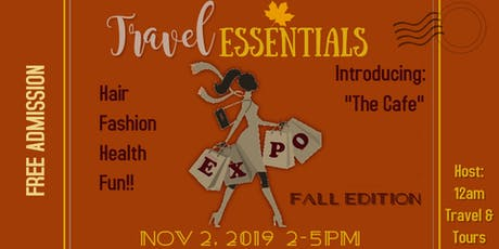Travel Essentials Expo - Fall Edition tickets