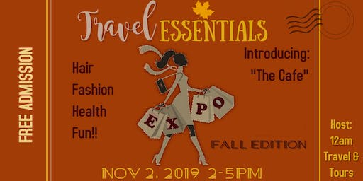 Travel Essentials Expo - Fall Edition
