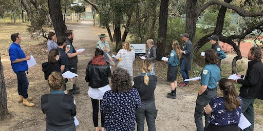 Cardinia Weeds at the Early Stage of Invasion (WESI) ID training