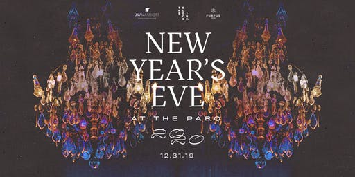 New Year's Eve  Parq Gala 2020