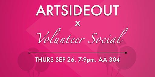 ASO2019 Volunteer Social!