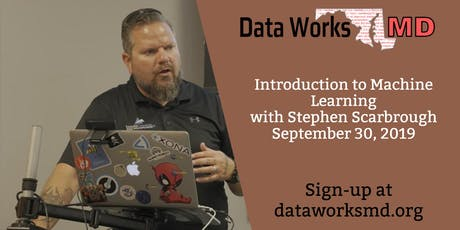 Special Session: Introduction to Machine Learning tickets